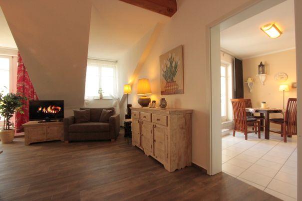 Residenz bellevue Ferienwohnung 43 Herrmann, exklusive Ausstattung